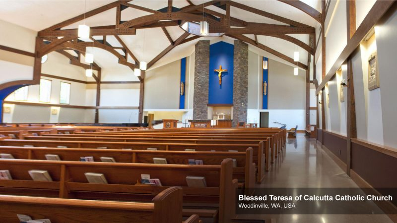 Blessed Teresa of Calcutta Catholic Church