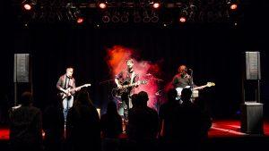 اسپیکر f1 بوز در کنسرت
