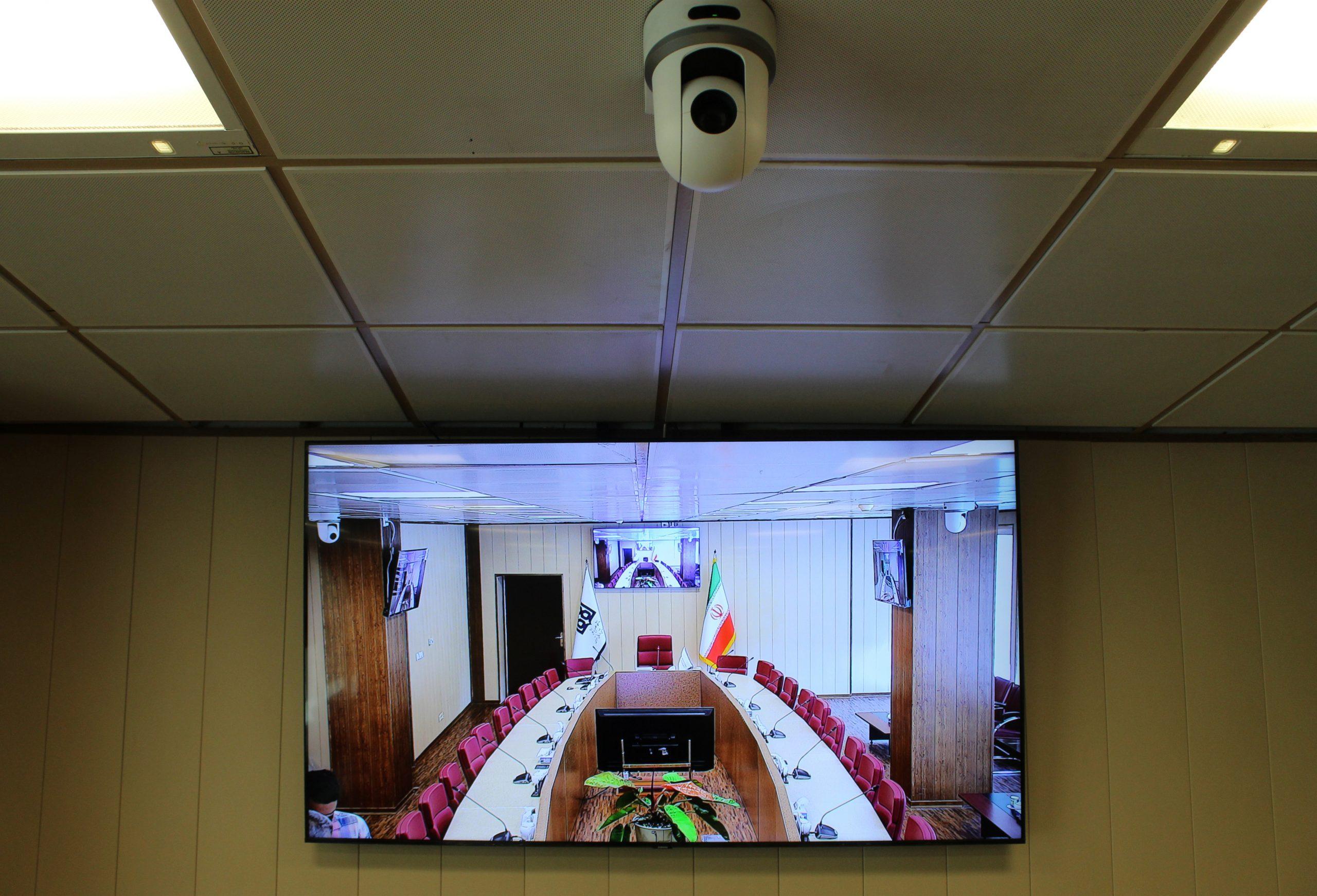دوربین اتوترک و سیستم کنفرانس